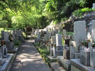 寺川共同墓地(大東市)