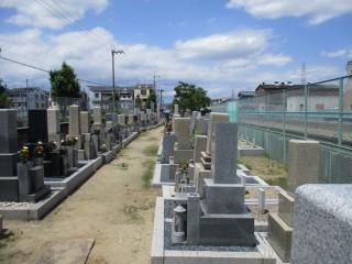 一番町共同墓地(門真市)