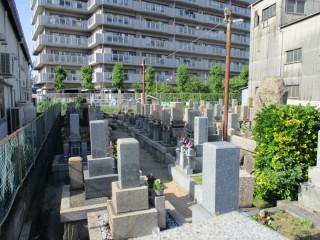 御領墓地(大東市)