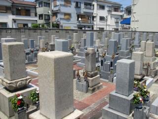 御供田墓地(大東市)