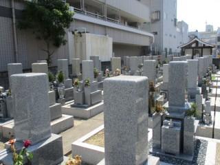 東諸福墓地