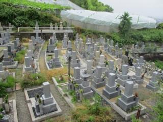 安堂太平寺共同墓地(柏原市)