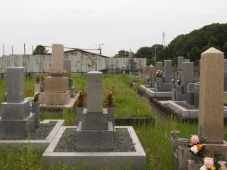 西之川原墓地(高槻市)