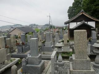 高井田共同墓地(柏原市)