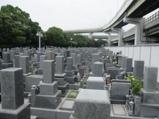 高石市営浜墓地(高石市)