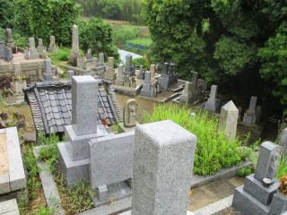 青谷墓地(柏原市)