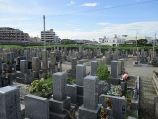 浜寺船尾町墓地(堺市西区)