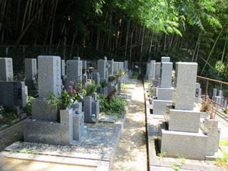 新池墓地(大東市)