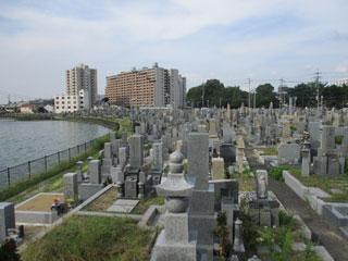 百舌鳥共同墓地(堺市北区)