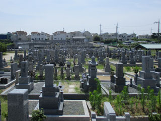 豊田西墓地 (堺市南区)