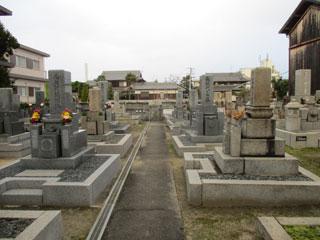 八雲共同墓地(守口市)