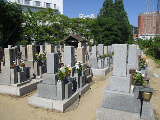 平野屋共同墓地(大東市)