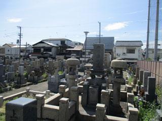 大仙西校区墓地(堺市堺区)