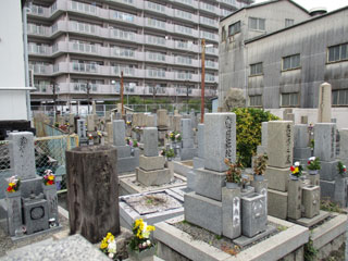 江端墓地(門真市)