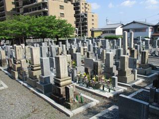 高浜共同墓地 (三島郡)