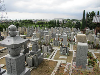菅生墓地 (堺市美原区)