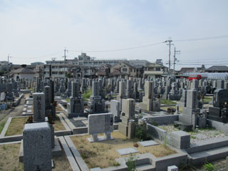 北久保墓地(堺市中区)