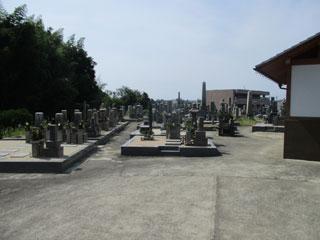 東山墓地(堺市中区)