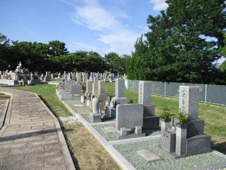 八田寺霊園(堺市西区)
