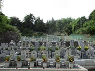 大野町墓地(和泉市大野町)