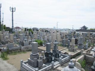 幸王子共同墓地 (和泉市王子町)