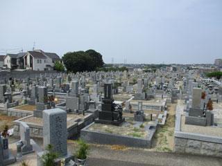 唐国町墓地(和泉市唐国町)