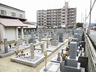 渋川墓地(八尾市)