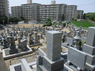 中村墓地(和泉市池田下町)