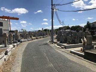 家原寺共有墓地
