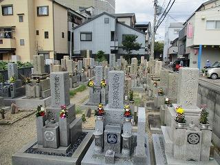 焼野墓地 (大阪市)