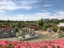 豊中市にあるお墓、大阪市設服部霊園