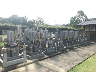 南河内郡河南町にあるお墓、東山墓地