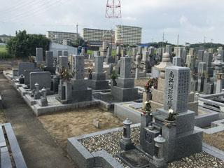 南河内郡河南町にあるお墓、一須賀墓地墓