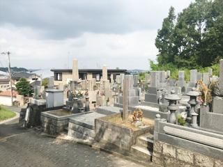 南河内郡河南町にあるお墓、寺田墓地