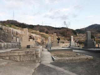 南河内郡太子町にあるお墓、後屋墓地