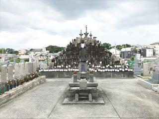 大阪府大阪狭山市にあるお墓、ひやだ墓地