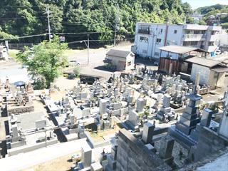 河内長野市にあるお墓、三日市墓地