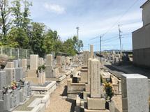 摂津市にあるお墓、摂津市営一津屋西墓地