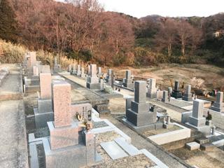 南河内郡太子町にあるお墓、東条墓地