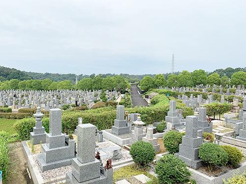 2020年 堺公園墓地(鉢が峰墓地)の使用者募集情報