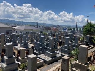 熊取町のお墓 五門墓地