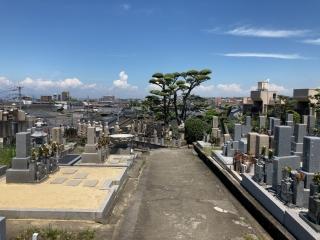 熊取町にあるお墓 大久保共同墓地