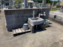 熊取町のお墓 小垣内墓地