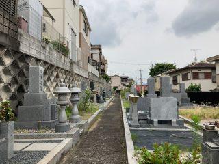 大阪狭山市にあるお墓、東池尻庄司庵墓地