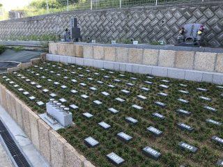 柏原市にある円明町墓地の永代供養