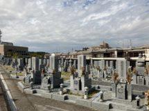 羽曳野市のお墓 軽里共同墓地