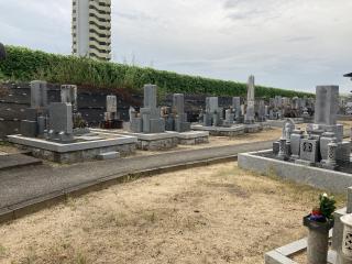 河南町のお墓 山城墓地