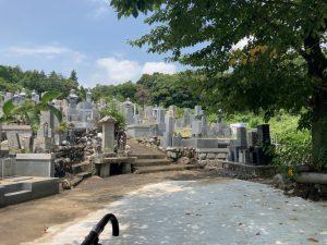 河内長野市にあるお墓、日野共同墓地