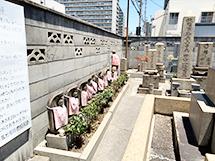 大阪市淀川区にあるお墓、三国本町墓地