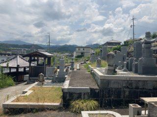 河内長野市のお墓、尾崎墓地